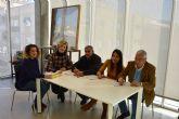 El Ayuntamiento de Blanca refuerza sus Servicios Sociales con la firma de 3 convenios