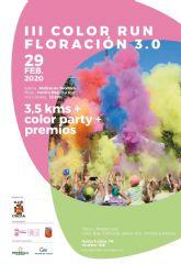 III Color Run Floración 3.0