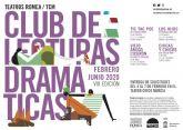 Arranca la octava edición del Club de Lecturas Dramáticas de los teatros Romea / TCM