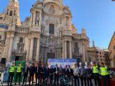 La Vuelta Ciclista a la Región de Murcia celebra su 40 edición el 14  y 15 de febrero con un recorrido de 357 kilómetros