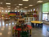 La biblioteca de San Javier supera los 10.000 socios, un tercio de la población del municipio