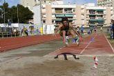 Altura y triple salto se citan con la tecnificación en el CTD Infanta Cristina