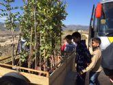 ¡Planta Vida! para un futuro m�s verde en Gebas
