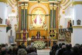 El Cristo de la Fe y la patrona ilustran el cartel de la Semana Santa de Puerto Lumbreras