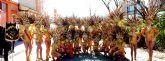 Alcantarilla celebró este domingo su gran desfile de Carnaval