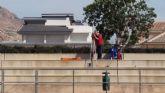 La pista de atletismo queda abierta al p�blico despu�s de su remodelaci�n