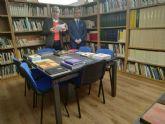Nace la Biblioteca de Arte Almudí con cerca de 3.000 libros y catálogos