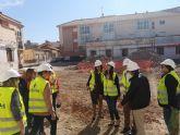 La Comunidad invierte más de 2 millones de euros en el nuevo edificio del Museo Minero de La Unión