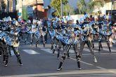 Más de 1.700 personas y 40 comparsas llenan de carnaval las calles de San Pedro del Pinatar