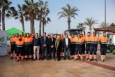 Un nuevo contrato de limpieza reforzará la actuación durante todo el año en Mazarrón, Puerto y pedanías