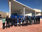 Inaugurado el nuevo Cuartel de la Policía Local de Abarán