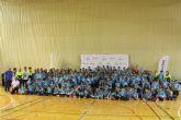 Más de 400 niños practican deporte en las instalaciones municipales