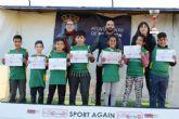 Celebrada la final local benjam�n de deporte escolar de multideporte y baloncesto 3x3
