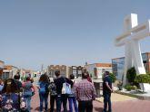 El Ayuntamiento de Molina de Segura inicia una nueva edición de Paseo por el Cementerio en 2020