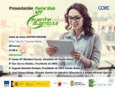 COEC Fuente Álamo presenta la APP Fuente Álamo Activo, un directorio de empresas del municipio