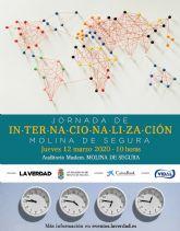 Molina de Segura acoge una Jornada de Internacionalización el jueves 12 de marzo