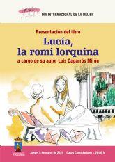 Luis Caparr�s presenta en Mazarr�n su libro
