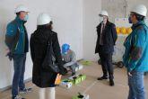 El nuevo aulario de formación de La Fica llevará el nombre del dibujante 'Peridis', fundador de las escuelas talleres