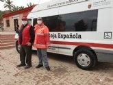 Transporte en Totana para facilitar vacunaci�n a personas con reducci�n de movilidad