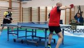 Un a�o despu�s, vuelven las ligas de tenis de mesa a Totana