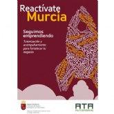 Comienzan las charlas informativas gratuitas de Reactívate Murcia