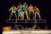 Vaivén Circo presenta el espectáculo ESENCIAL en el Teatro Villa de Molina el domingo 7 de marzo