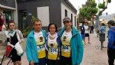 Atletas del Club Atletismo Totana participaron en la I Alhama Trail, que tuvo lugar el pasado domingo