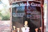 La Hdad. de Santa María Cleofé organiza varias actividades con motivo de la onomástica de su titular