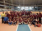 Presencia del Club Atletismo Alhama en el Cto. Interprovincial