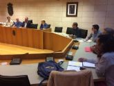 Se re�ne, por vez primera en esta legislatura, la Mesa de Trabajo del Plan General Municipal de Ordenaci�n
