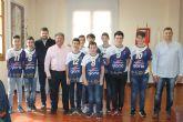 El equipo infantil de voleibol de Los Alcázares se hace con el Campeonato Regional
