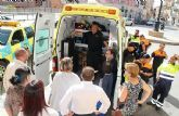 El Ayuntamiento adquirir� una ambulancia que gestionar� Protecci�n Civil para prestar servicio en los eventos culturales, deportivos y sociales que se celebran en este municipio