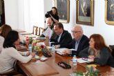 Manuel Padín: 'Ciudadanos hará todo lo posible para que Cartagena tenga los presupuestos que merece'