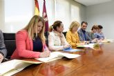 Mazarrón se une al convenio regional para implantar el expediente único en servicios sociales