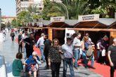 Un stand proyecta el potencial turístico de Mazarrón en las Fiestas de Primavera de Murcia