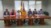 Alhama de Murcia, Librilla, Mazarr�n y Jumilla se suman al convenio para implantar el expediente �nico en Servicios Sociales