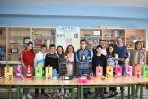 El IES Manuel Tárraga Escribano de San Pedro del Pinatar desarrolla un programa solidario para niños en tratamiento oncológico