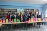 El IES Manuel Tárraga Escribano desarrolla un programa solidario para niños en tratamiento oncológico