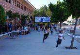 El colegio 'El Parque' torreño corrió contra el hambre