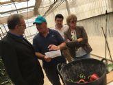 Senadores del PP visitan las instalaciones del Centro de demostración tecnológica y transferencia de El Mirador