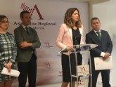 Patricia Fernández: 'El PSOE vuelve a fracasar en su estrategia judicial de desprestigio contra los cargos del Partido Popular'