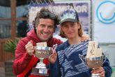 El alcazareño Álex López se hace con el primer puesto del Campeonato de España de Funboard Slalom en categoría Infantil