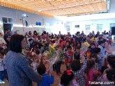 Emotivo y colorido día de La Cruz en el CEIP La Cruz de Totana