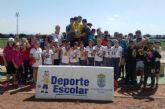 La Fase Local de Atletismo de Deporte Escolar cont� con la participaci�n de 60 escolares pertenecientes a las categor�as alev�n, cadete y juvenil