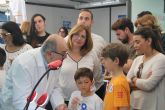La explanada de Lo Pagán acoge la segunda Feria de Educación y Juventud