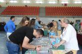 Coleccionistas de toda España se dan cita en Puerto Lumbreras