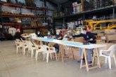 Esta tarde contin�a el reparto de mascarillas y guantes en el casco urbano y zonas de campo
