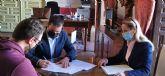 El Ayuntamiento cede el uso del local de los Soportales a la Asociación Cultural Alhory para promover la difusión de la cultura