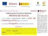 Inscr�bete en el taller de marketing online para comercios minoristas de Alhama