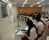 Cinco alumnos de Torre Pacheco han representado a la Región en el II Torneo Nacional Escolar de Debate